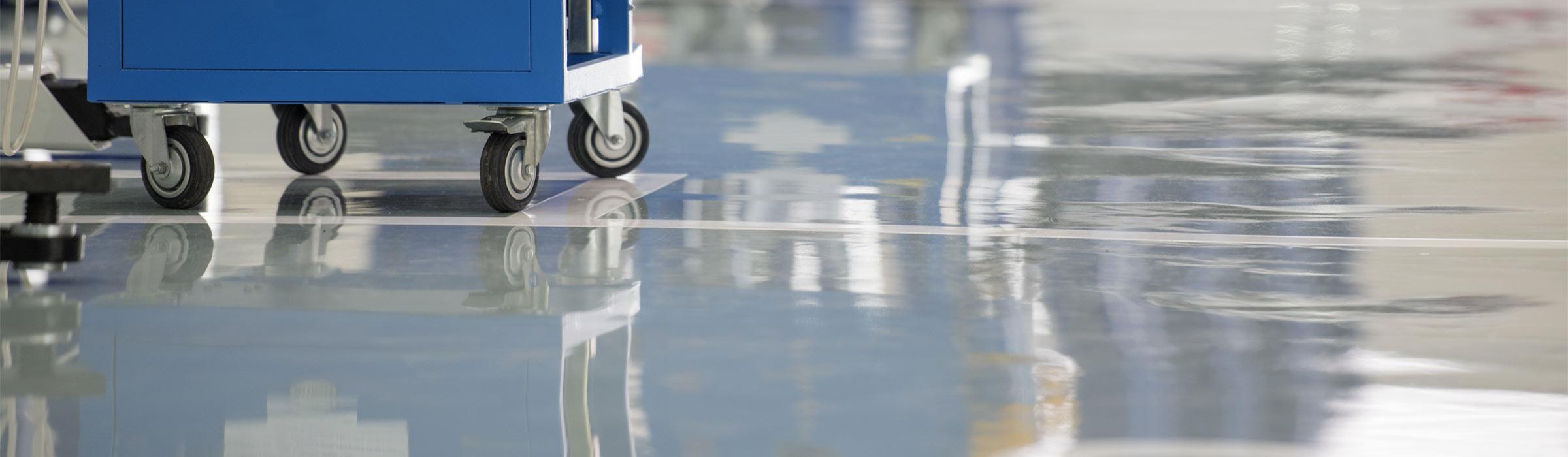 garage floor coating service
